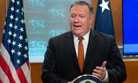 美国国务卿蓬佩奥启程前往朝鲜