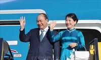 越南政府总理阮春福对奥地利进行正式访问