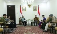 越南和印度尼西亚加强发展合作关系
