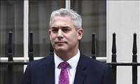 """英国任命新""""脱欧""""事务大臣"""