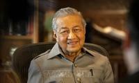 马来西亚总理马哈蒂尔对马越企业合作予以高度评价