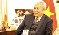 韩国和越南关系继续强劲发展