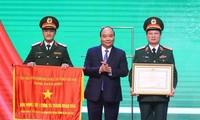 阮春福:108军医院是越南军人和人民可信赖的地方