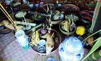 巴姑族同胞欢庆米饭节——阿扎节