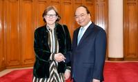 越南与欧洲议会加强合作关系