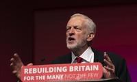 英脱欧:工党支持举行第二次全民公投