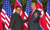 韩国欢迎美朝领导人第二次会晤