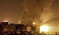 墨西哥输油管道爆炸事故 多人死伤
