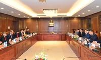 越南和新加坡加强刑事司法协作
