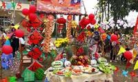 越南春节 来到了国际友人身边
