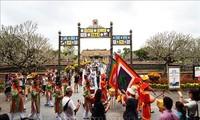 2019年春节越南顺化遗迹区接待国际游客5万多人次