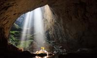 越南山冬洞继续备受国际媒体关注