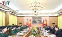 进一步推动越南和菲律宾防务关系