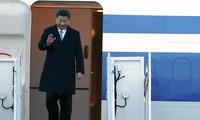 中国国家主席习近平将对意大利、摩纳哥和法国进行正式访问