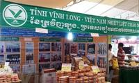 越南企业在柬埔寨加强合作和推介产品