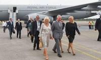 英国王储查尔斯对古巴进行正式访问