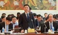 越南和韩国促进司法和立法领域合作