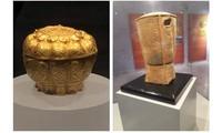 广宁省公布本省两件文物被列为国宝的决定