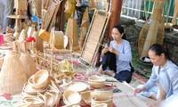2019年顺化传统手工艺节-复兴与发展传统手工艺行业的平台