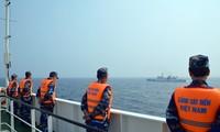 越中北部湾湾口外海域工作组第十一轮磋商和海上合作共同发展磋商工作组第八轮磋商举行