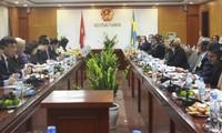 越南和瑞典推动经贸关系