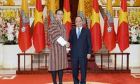 越南和不丹加强各领域合作