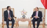 越南一向重视与巴拿马加强关系