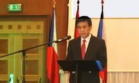 加强越欧关系发展的外交交流