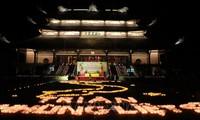 感恩英雄烈士花灯之夜在宁平省举行