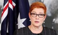 澳大利亚反对中国在东海的欺压行为