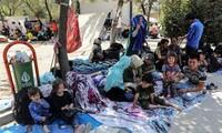 越南代表东盟对武装冲突中的儿童状况表示担忧