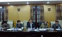 Regierungsinspektoren sprechen über Bürgertreffen und Lösung der Konflikte