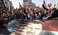 Syrien begrüßt UN-Beobachter