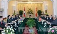 Konferenz zur Kooperation zwischen Parlamenten Laos und Vietnams