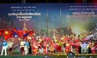 Laos feiert das Jahr der Freundschaft mit Vietnam
