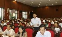 Parlamentssitzung ist am Montag in Hanoi eröffnet worden