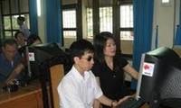 Bessere Information für Blinde