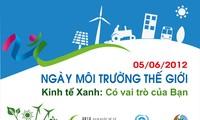 Treffen zum Weltumwelttag in Hanoi