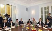 Vietnam und die Schweiz verstärken ihre Zusammenarbeit