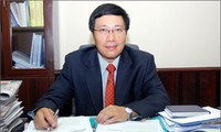 Diplomatie soll die vietnamesische Wirtschaft in Schwung bringen