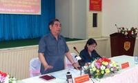 Überprüfung der Umsetzung der Parteibeschlüsse in Vinh Long