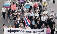 Thailändische Opposition organisiert Demonstration gegen Entwurf des Amnestiegesetzes