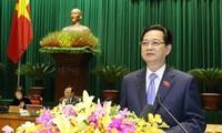 Fragestunde bei jüngster Parlamentssitzung