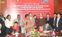 Vietnam und Südafrika wollen Zusammenarbeit zum Schutz der Artenvielfalt vertiefen