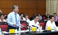 Ständiger Ausschuss des Parlaments macht Vorschläge zu Entwürfen des Melde- und Ausweisgesetzes