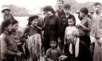 Ho Chi Minhs Testament-Licht von Geist und Glaubwürdigkeit