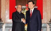 Strategische Partnerschaft zwischen Vietnam und Indien vertiefen