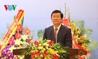 Staatspräsident nimmt an der Vollversammlung des vietnamesischen Juristenverbandes teil