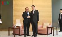 Vietnam spielt eine wichtige Rolle in der japanischen Außenpolitik