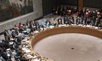 Weltsicherheitsrat fordert Weltgemeinschaft zur Hilfe für Irak auf